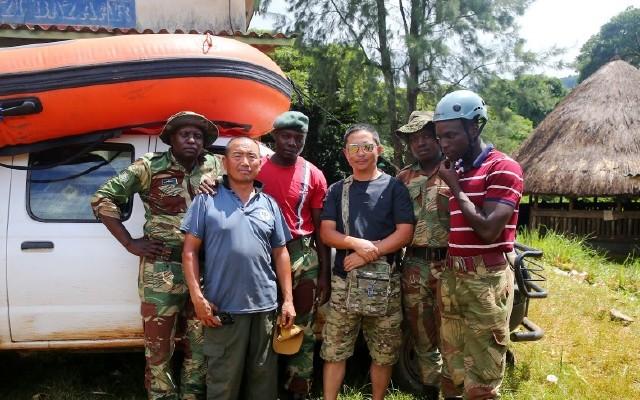 飓风肆虐中国救援队在行动 | 猎豹战术单肩包体验报告