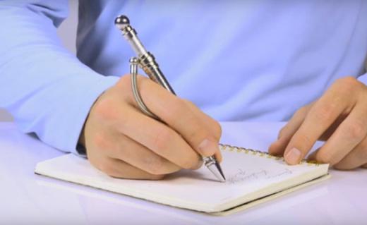 能讓你轉更溜的簽字筆,玩法巨多還能幫助思考