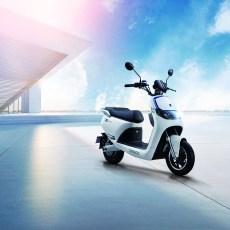 森藍 O2 電動摩托車