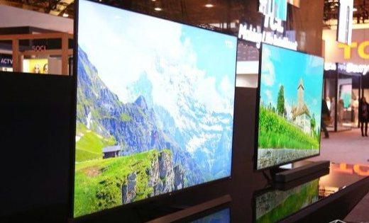 音画两开花!8K黑科技亮相,买电视送智能音箱?