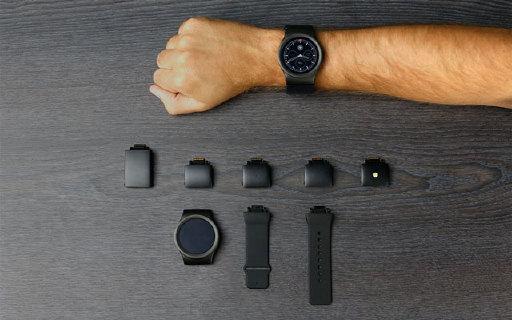 全球首款模塊化智能手表,要啥功能它都有!