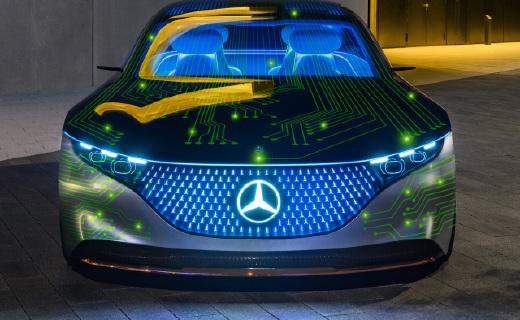 奔馳英偉達攜手打造汽車超級計算機,將用于自動駕駛等領域