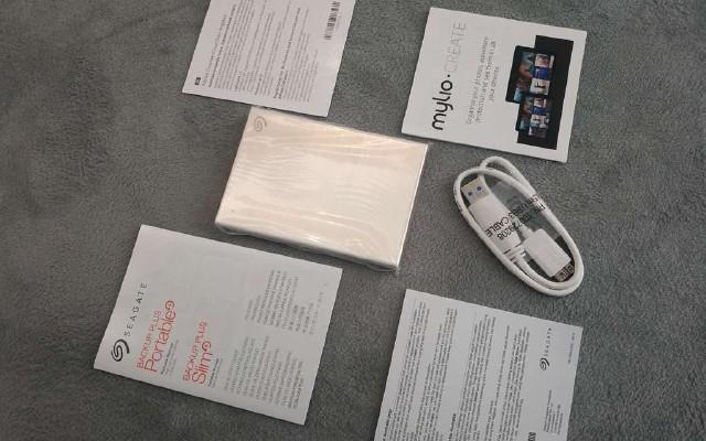 希捷Seagate新睿品1TB USB3.0移動硬盤體驗
