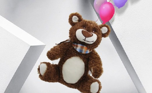Fashy热水袋:一体式设计安全放心,玩偶外套趣味十足