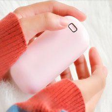 有了这个小白暖手宝,整个冬天都是暖暖的!