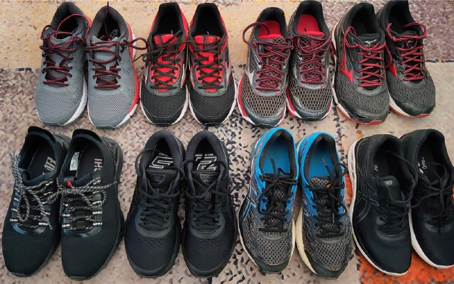奔跑人生,始于足下,小白的跑鞋選購之旅!
