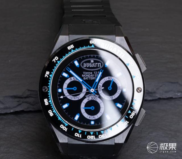 布加迪制造智能手表!1000多个零件手工打造,只卖几千块...