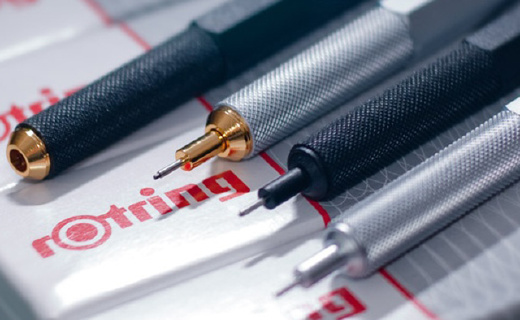 自動鉛筆界的勞斯萊斯,不僅能寫還能當觸控筆
