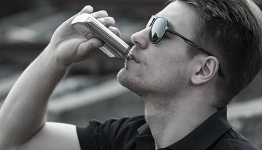 福腾宝Manhattan酒壶6件套:不锈钢材质精工品质,让喝酒更帅气