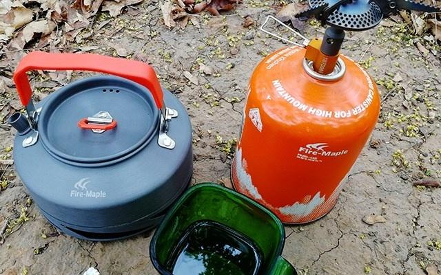 这鸡蛋重量的炉头,不仅小巧易带,而且实用方便  — 火枫116T&XT1测评
