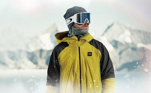 歐克利LineMiner滑雪鏡:柱面電子加熱鏡片,視野開闊長久防霧