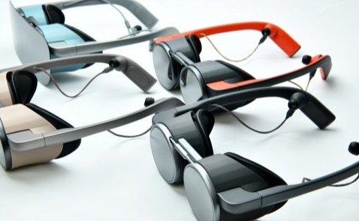 「CES 2020」松下大玩虛擬現實,戴上這款眼鏡后,穿越星球仿佛近在眼前