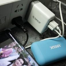 4口合一,我的排插终于清爽了!ORICO快充充电头上手万博体育max下载