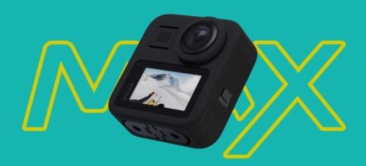 GoPro MAX固件再升級!慢動作拍攝+延時全景,盡情發揮創造力