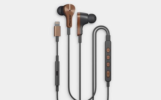 先锋Rayz智能降噪耳机,让iPhone7边充电边听歌