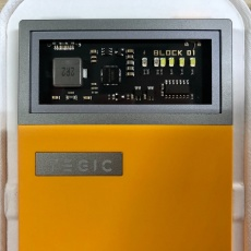 TEGIC冰格透视硬核移动电源