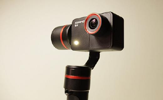 远离视频帕金森,魅眼手持云台相机让你拍片不再怕手抖