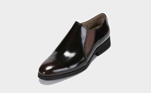 Clarks男子正裝鞋:優質頭層牛皮,專利鞋墊透氣防臭