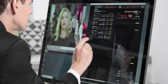 「新东西」买不起Surface Studio?老外正在众筹它的廉价版本