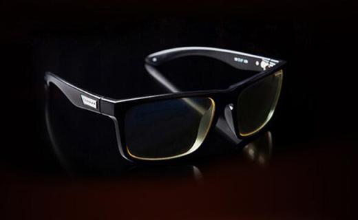 Gunnar Intercept平光眼鏡:高效防輻射,舒適護眼電腦黨福利
