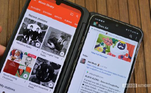 另辟蹊徑!LG推出雙屏顯手機殼,用以替代折疊屏手機