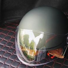 Smart4u騎士復古頭盔:帥氣又安全,騎行更安心