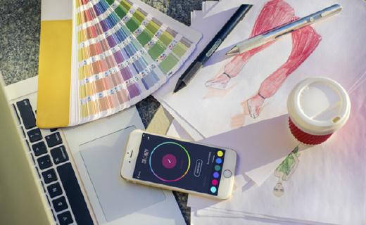 自帶萬種顏色的畫筆,全世界都是你的取色板