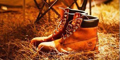 添柏岚经典款大黄靴:全粒面真皮防水耐穿,经典款式时尚百搭