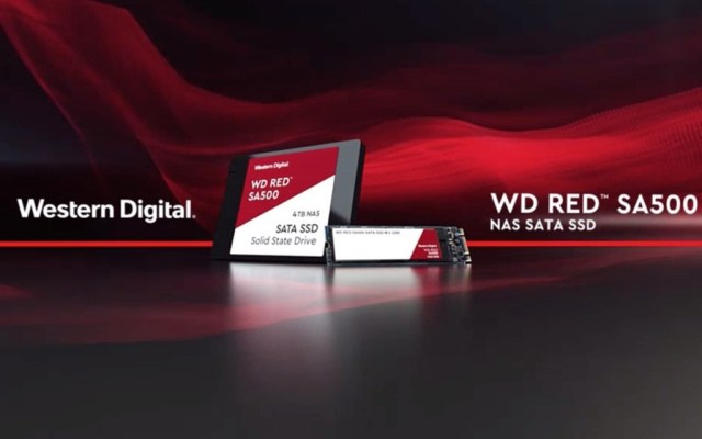 WD Red?系列网络储存硬盘
