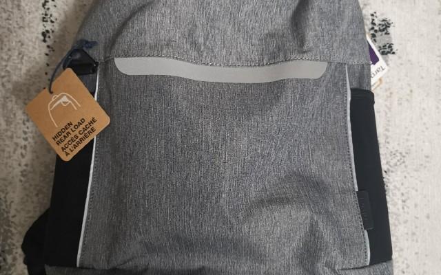 泰格斯 Targus 商务休闲双肩包试用:非常贴心的背包