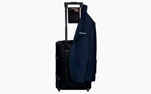 出差西服有皱褶,有这旅行箱就不用愁 -  Vocier 旅行箱