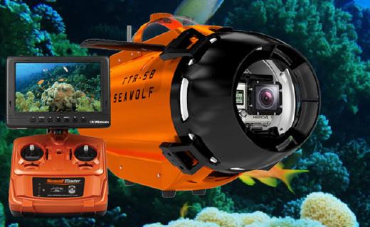 最强GoPro配件:水下60米美景都能尽情拍