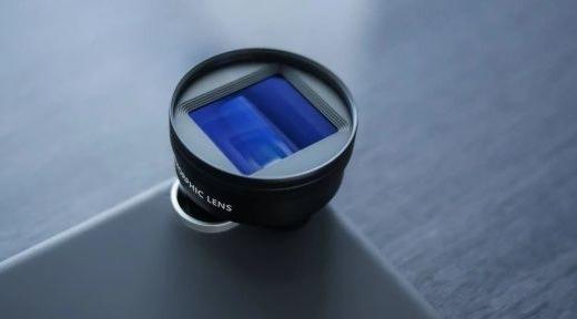「新東西」用iPhone拍出大片感,SANDMARC推出變形鏡頭