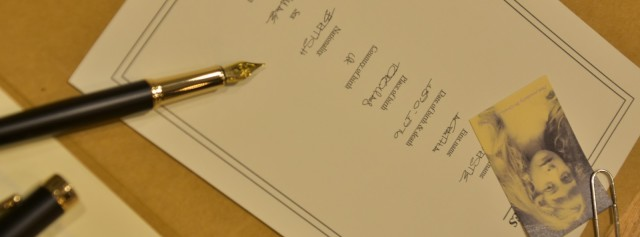 iplusoMars黑金钢笔,让书写不仅仅只是外在那么简单