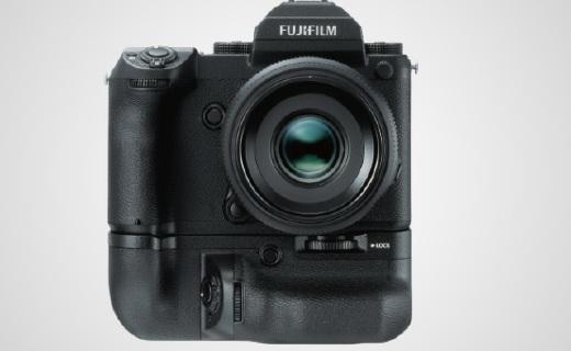富士中畫幅無反相機,5千萬像素媲美哈蘇XQD