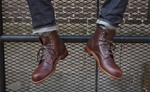 秋冬买鞋?#25913;希?#20320;和男神只差一双靴子而已