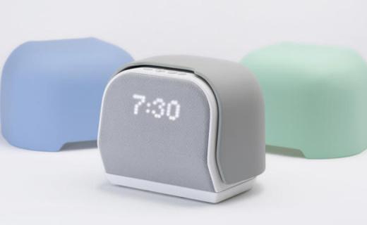 能培養睡眠習慣的鬧鐘,還可以控制智能家居