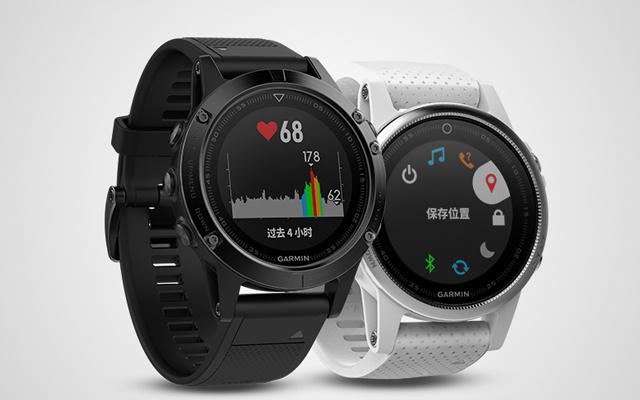 Garmin fenix 5 多功能GPS户外手表