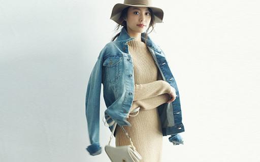 UNIQLO牛仔夹克:立体剪裁挺括有型,肆意享受不同穿搭乐趣