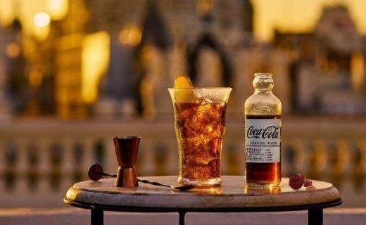 「新东西」官方盖章!可口可乐将推调酒专用款,4种口味风情各异