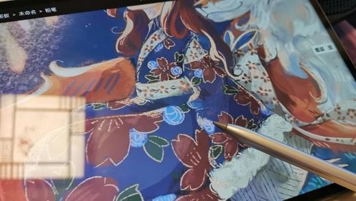 「体验」生活迅速记录、旅行点滴随手画出,插画师用平板绘出绝美烟花!