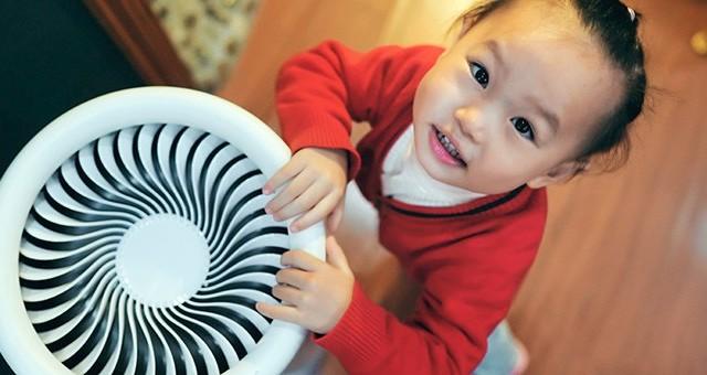 关爱家人,健康呼吸,你也许需要一台好用的空气净化器