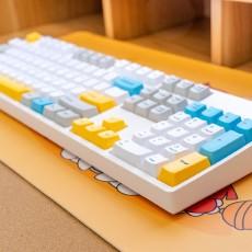 機械鍵盤再次完美回歸,GANSS高斯GS104D藍牙無線機械