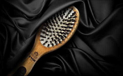 英国王室御用的梳子,护发又减压,一梳就停不下来!