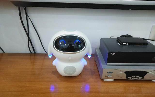刷新你的所有想象 !巴巴腾 智能机器人 A1——最好的爱是陪