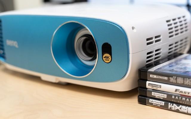 3000流明 | 明基 TK800M 4K HDR投影儀
