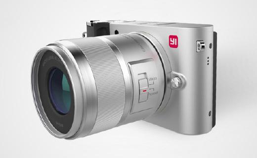 小蟻M1微單相機,外形酷似徠卡,只賣2199元