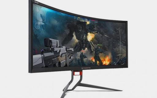 Acer电竞新旗舰,35英寸曲面4K带鱼屏不拖影