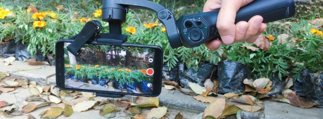 折叠式手机拍摄稳定器   ATOM使用体验