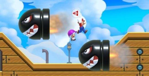「事兒」任天堂發布《超級馬里奧制造2》新預告,教你設計關卡建城堡